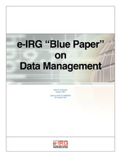 e-IRG publication as iBook