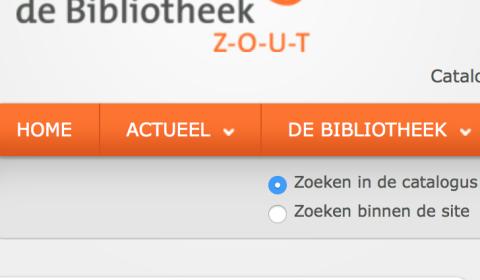 Bibliotheek Z-O-U-T - Nieuws