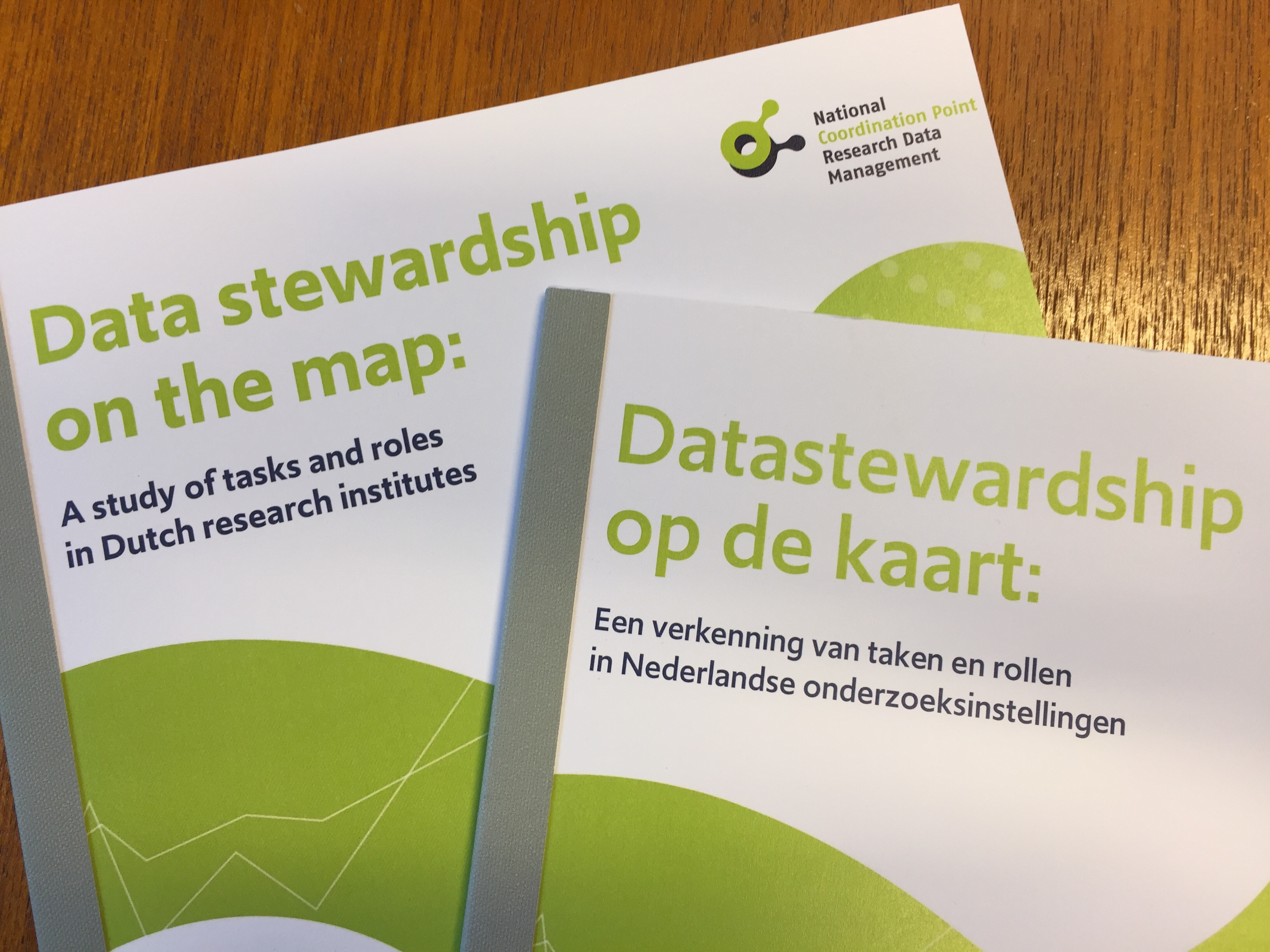 Report: data stewardship on the map
