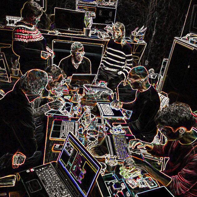 Creatief ICT lab bijeenkomst